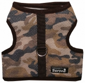 Cat Walking Jacket Beroni camouflage braun Katzengeschirr