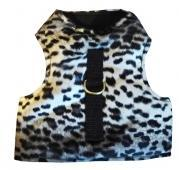 Katzengeschirr Cat Walking Jacket Kitty Snowleopard